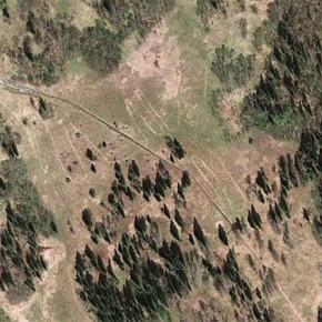 Геоглиф Зюраткуля, найденный в Челябинской области признан древнейшим на земле