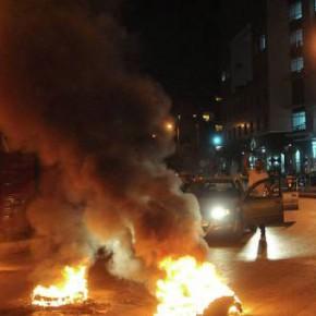 Теракт спровоцировал беспорядки в Ливане