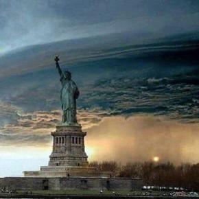 Ураган Сэнди в США: уже 16 жертв