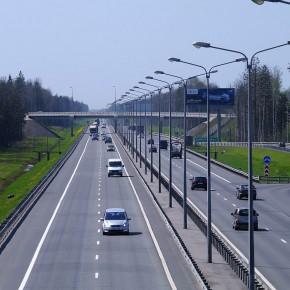 КАД станет шире от Горской до Приозерского шоссе