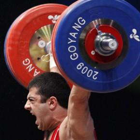 Кубок президента РФ по тяжелой атлетике пройдет в Петербурге