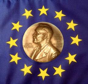 Нобелевская премия мира 2012 вручена Евросоюзу