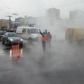 Ликвидация аварии на Маршала Жукова близка к завершению