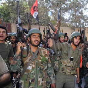 На время Ид аль-Адха огонь прекратят