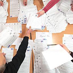 Регионы подводят итоги единого дня голосования