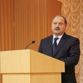 Новым главой Пушкинского района стал Николай Бондаренко, Пахоруков - в фонде имущества