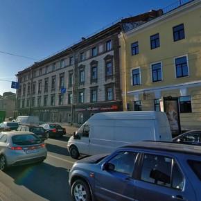В пробках на Васильевском виноват