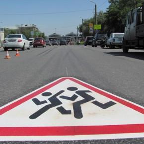 ГОСТ нанесения дорожной разметки в 2013 могут изменить