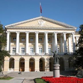 Правительства Петербурга и области встретятся в Институте благородных девиц