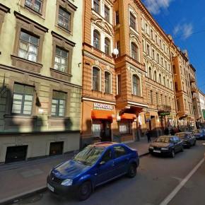 Средний проспект Васильевского острова станет пешеходным после 2015 года