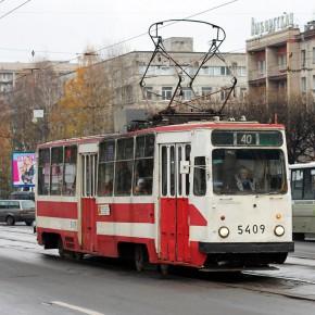 Трамваи №38, 40, 55 и 61 изменят схему движения