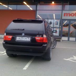 Жители Лаппеенранты жалуются на петербургских водителей