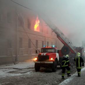 Пожар на Стачек 172: предварительные итоги