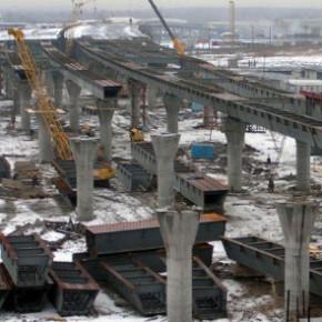 Полтавченко: открытие северного участка ЗСД состоится в июне 2013