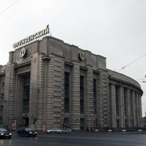 Фрунзенский универмаг превратят в бизнес-центр