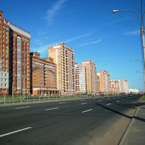 Богатырский проспект будут ремонтировать до декабря 2014
