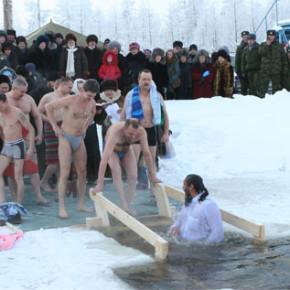 У Петропавловской крепости пройдут крещенские купания