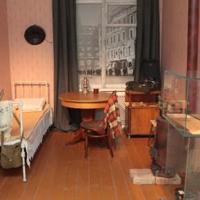 В Санкт-Петербурге открылся музей Ольги Берггольц
