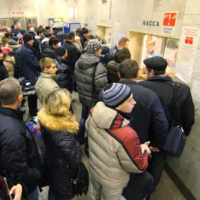 Прокуратура потребовала у метро разобраться с очередями
