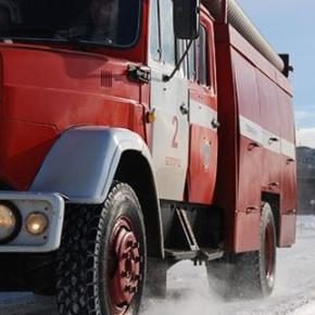В новогоднюю ночь в Петербурге сгорели два автомобиля