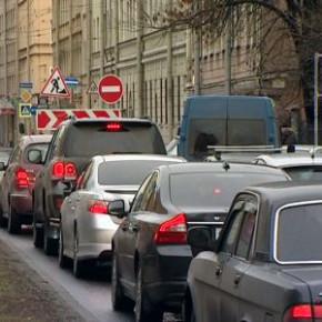 Изменение схемы движения по Васильевскому острову с 14 января 2013