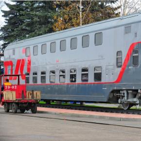 Двухэтажные поезда будут ходить от Петербурга до Адлера