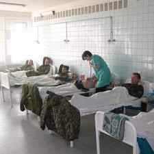 Вспышка эпидемии гриппа зафиксирована в петербургском НИИ Джанелидзе