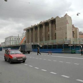 Инициаторы сбора подписей за снос второй сцены Мариинского театра настроены серьезно