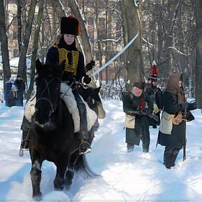 Екатерингоф станет центром военных-исторических мероприятий 23 февраля