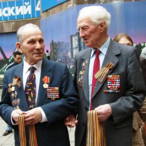 Бесплатно получить георгиевскую ленточку к 9 мая смогут 2 миллиона петербуржцев