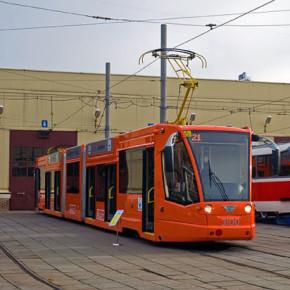 С 2018 от Рыбацкого до Колпино будет ходить скоростной трамвай
