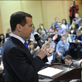 Медведев: необходимо возрождать работу для студентов по распределению