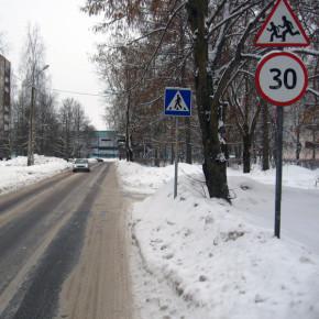 Союз пешеходов требует снизить скорость автомобилей в городах до 50 км/ч