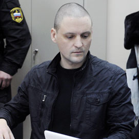 Следствие добилось заключения Удальцова под домашний арест
