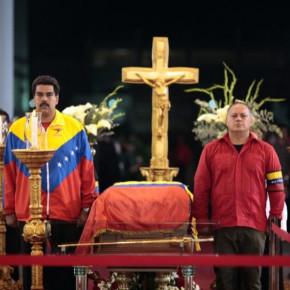 По версии властей Венесуэлы причина смерти Уго Чавеса - сердечный приступ