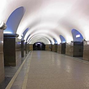В апреле вестибюль «Площади Ленина-1» будет закрыт в часы пик