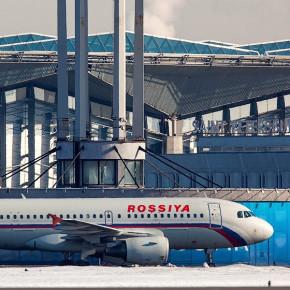 Аэропорт Пулково показал строительство третьего терминала в стиле time lapse (видео)