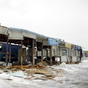 Оптовый рынок на Салова закроют по решению администрации района