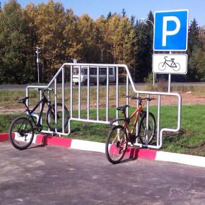 Охраняемые велопарковки в Санкт-Петербурге: карта и адреса