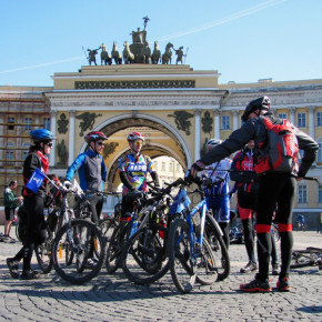 Массовое открытие велосезона-2013 в Санкт-Петербурге состоится 20 апреля