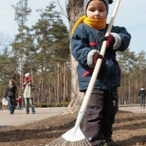 Апрельский день благоустройства 2013: куда идти, кому помогать