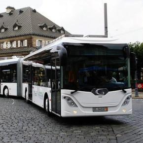 Самый длинный автобус в мире построила
