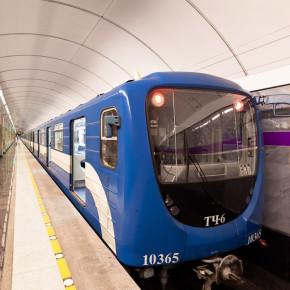 На майских праздниках в петербургском метро опробуют ночные поезда