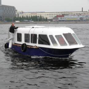 Летом 2013 аквабусы подорожают, а маршрутов станет меньше