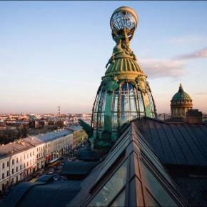В Петербурге откроют три новых Дома книги