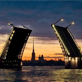 График разводки мостов в Санкт-Петербурге на 2017 год