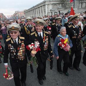 Правительство Петербурга утвердило программу празднования 9 мая