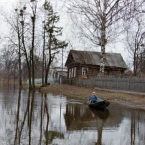 На выходных в Ленинградской области ожидается паводок