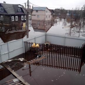 Паводок в Ленобласти: 507 подтопленных участков, одна погибшая