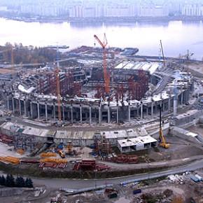 Строительство стадиона на Крестовском острове ускорят